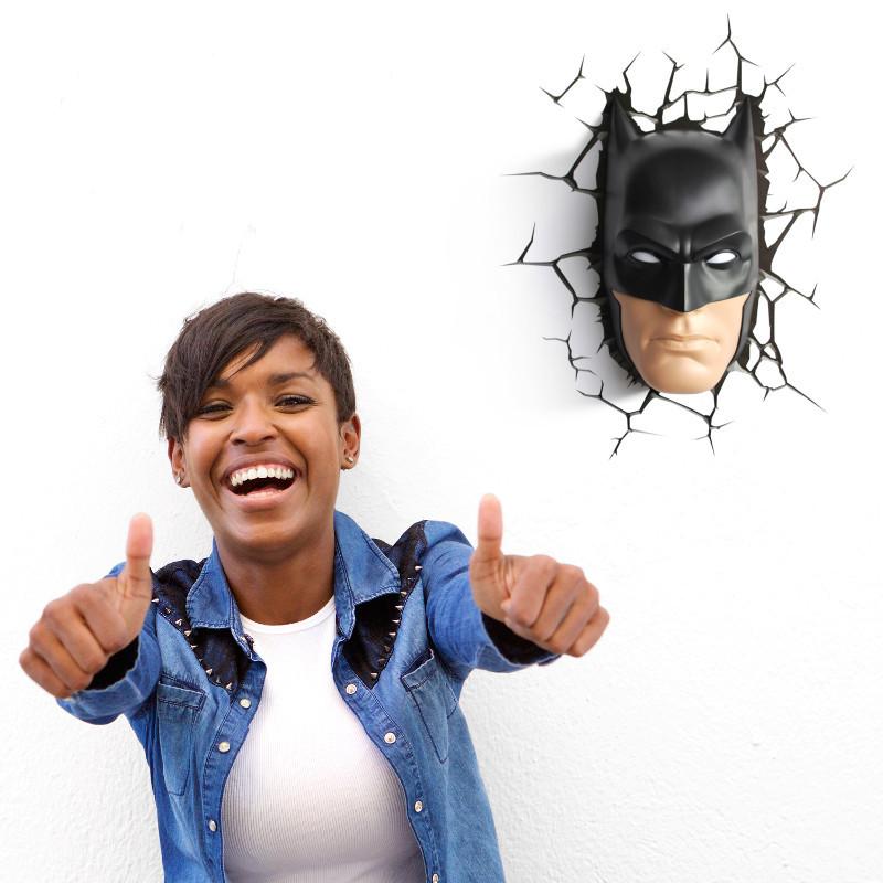3D-Licht: Batman
