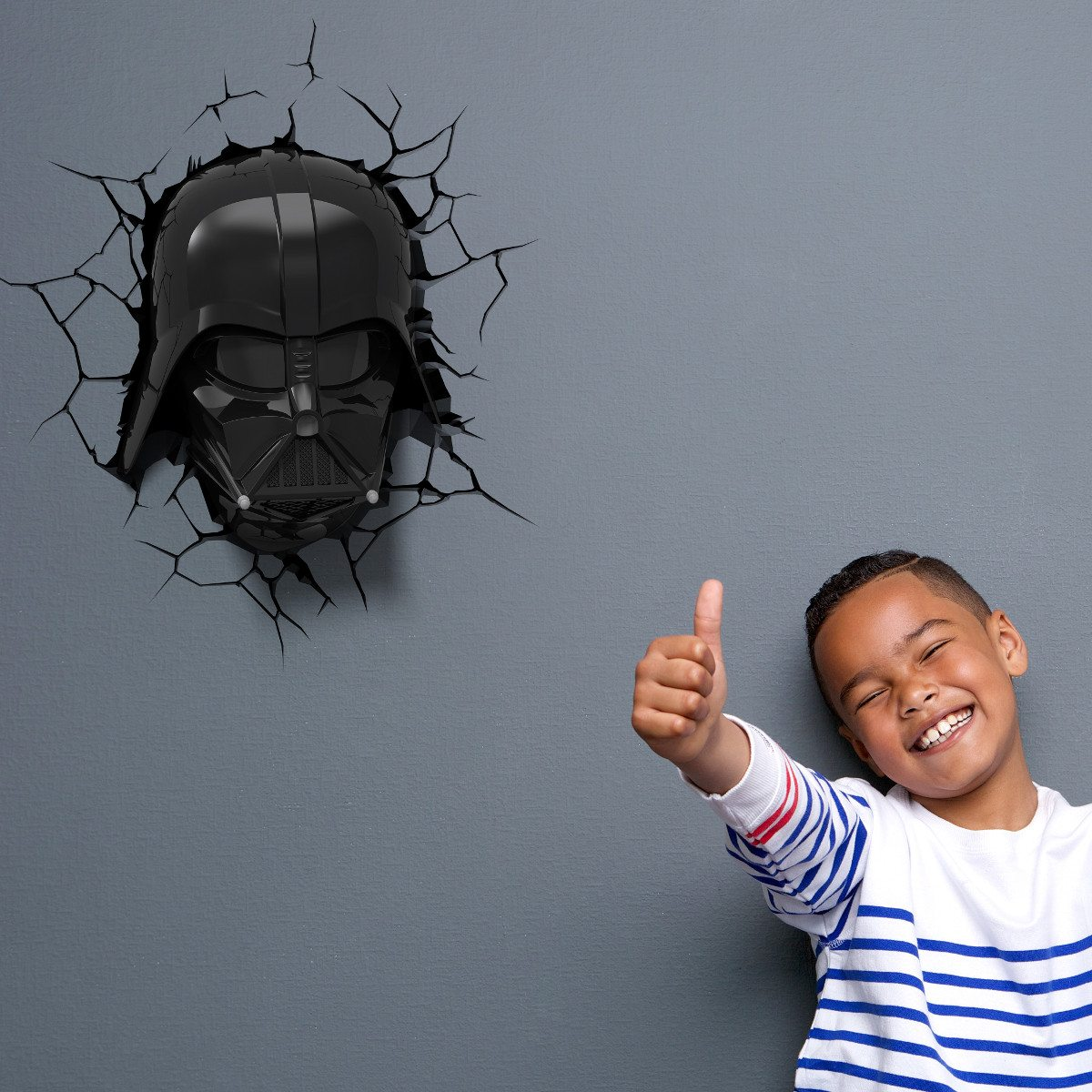 3D-Licht: Darth Vader