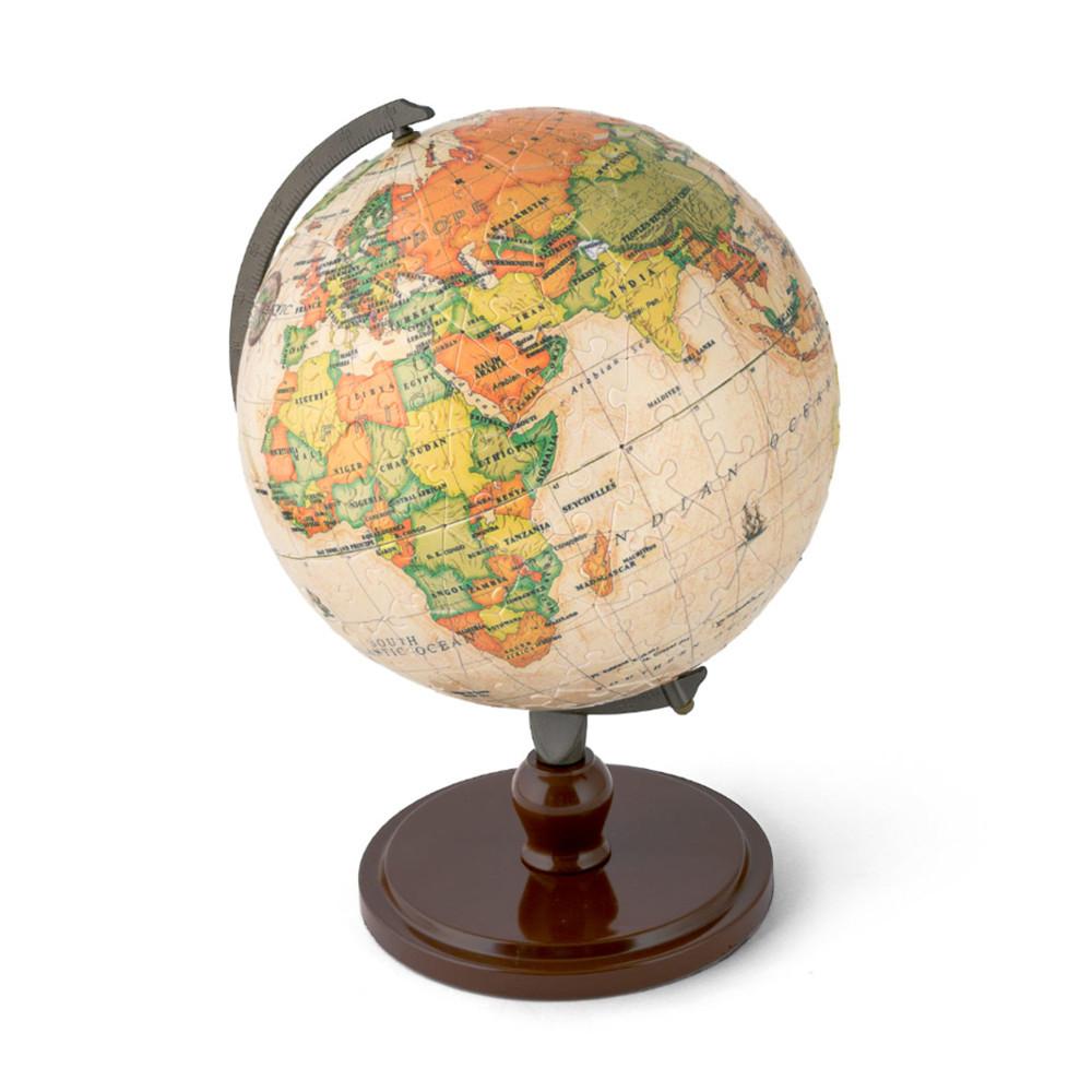 3D-Puzzle: Globus
