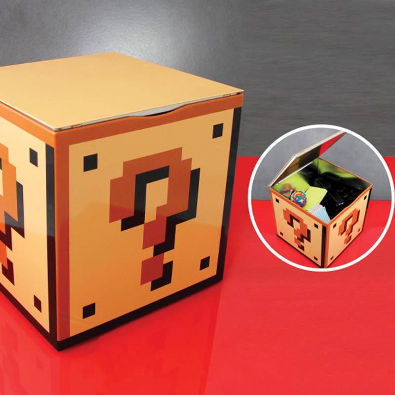 """Aufbewahrungsbox """"Super Mario Bros."""""""