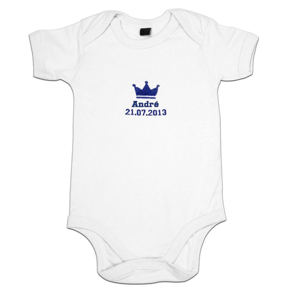 Baby-Body mit Namen