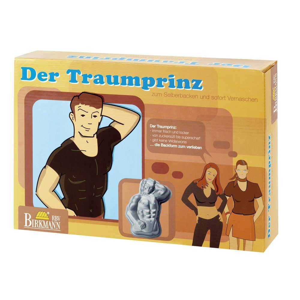 Back Dir Deinen Traumpartner