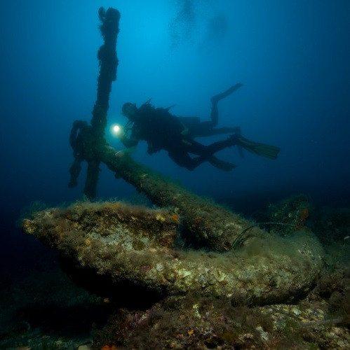 Battesimo del mare - Isola d'Elba