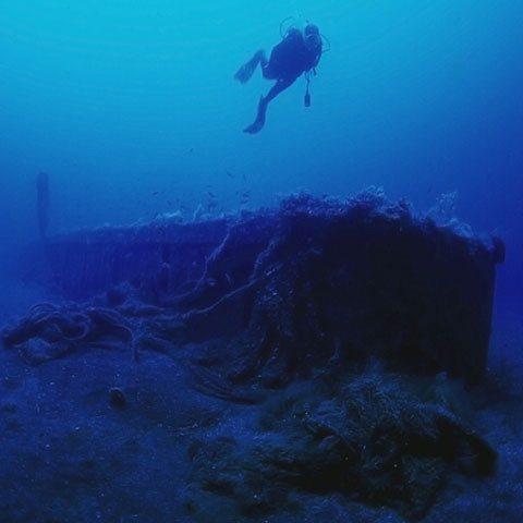 Battesimo di subacquea per due  - Isole Eolie