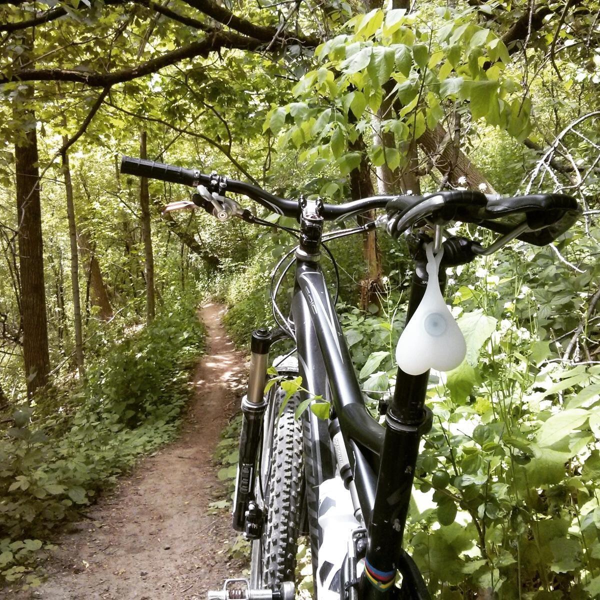 Bike Balls - Das verrückte Fahrradlicht
