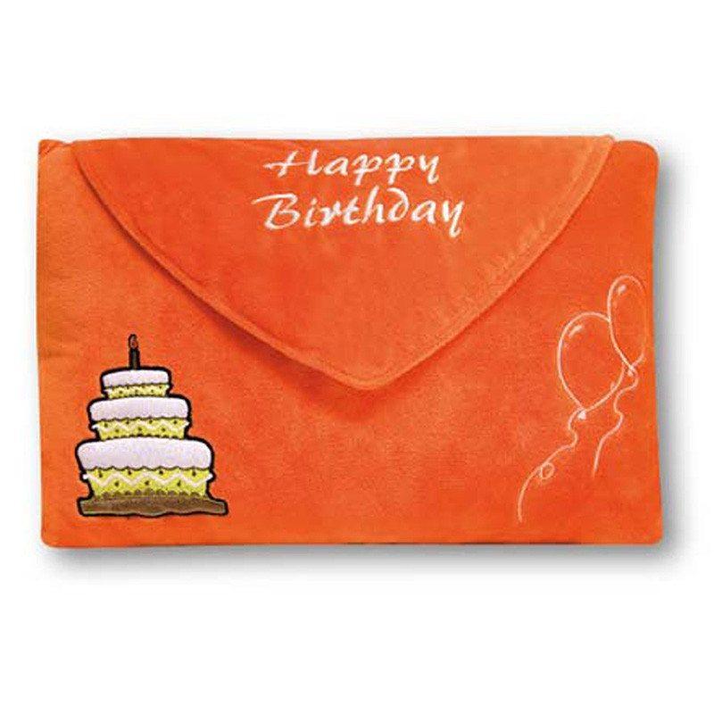 "Bilderrahmen-Kissen ""Happy Birthday"""