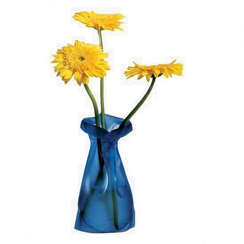 Blumenvase Le Sack Blau