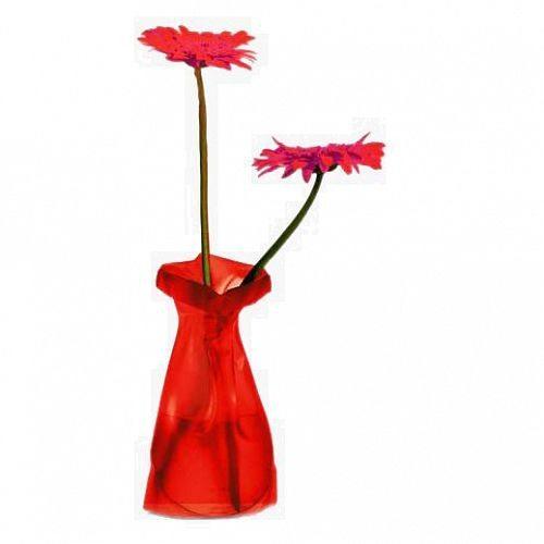 Blumenvase Le Sack Rot