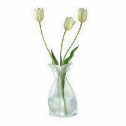 Blumenvase Le Sack Weiß