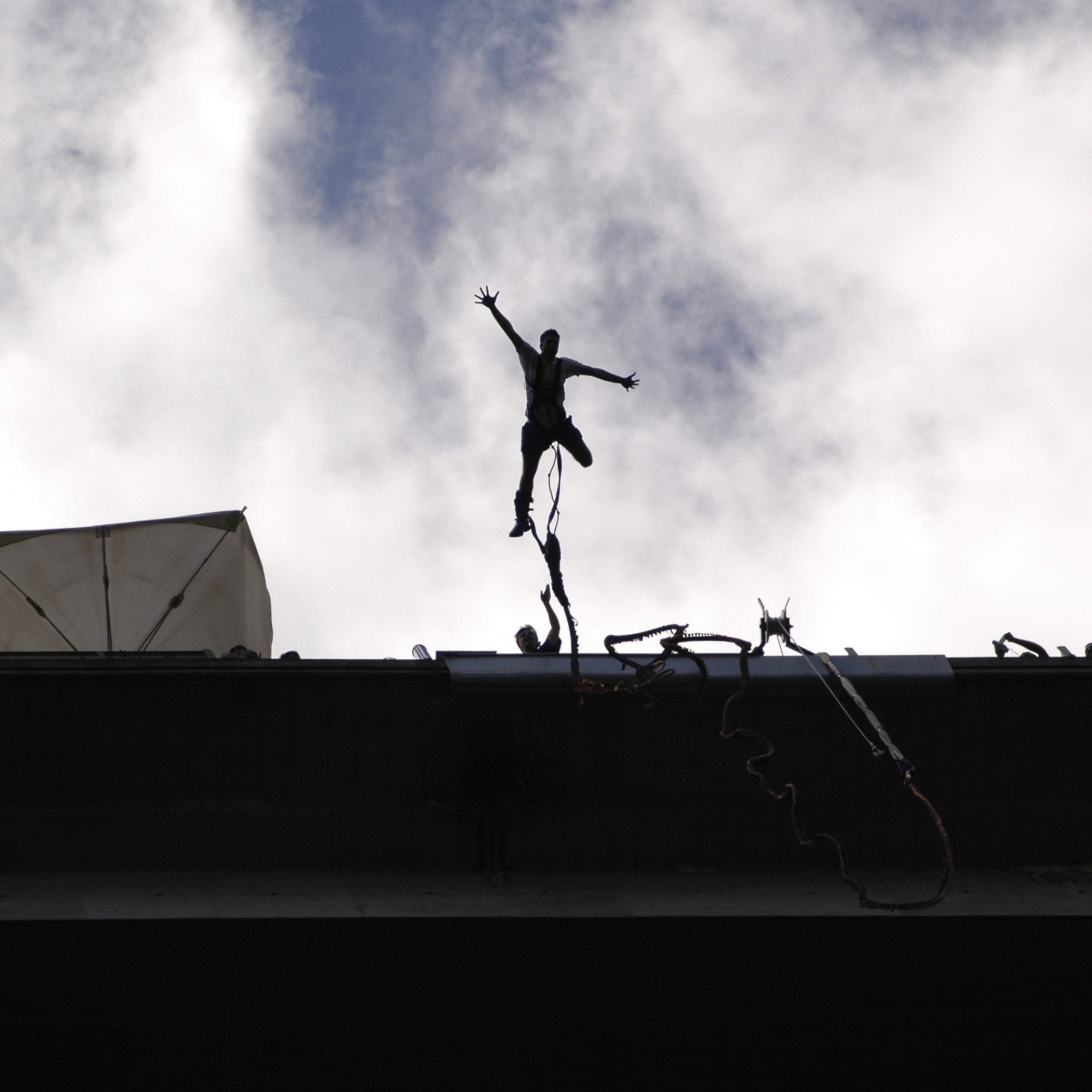 Bungee Jumping a Veglio - Piemonte