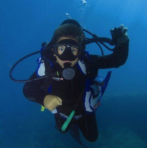 Corso Bubblemaker: subacquea per bambini - Isola d'Elba