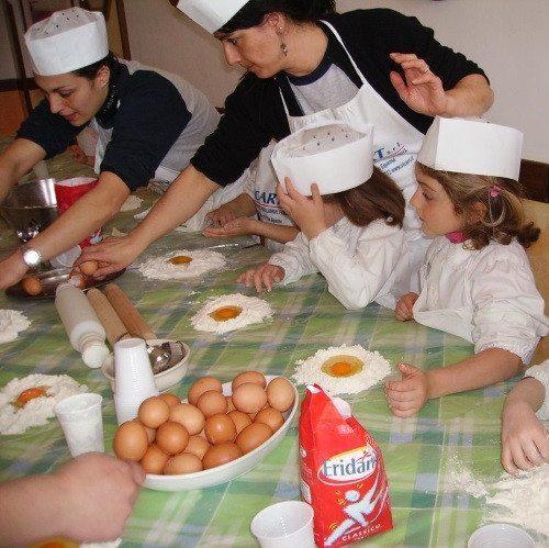 Corso di cucina in agriturismo - Vico Equense, Napoli