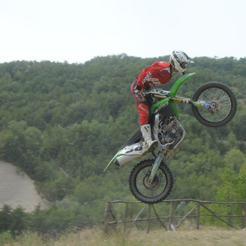 Corso iniziazione alla Motocross o Enduro - Macerata