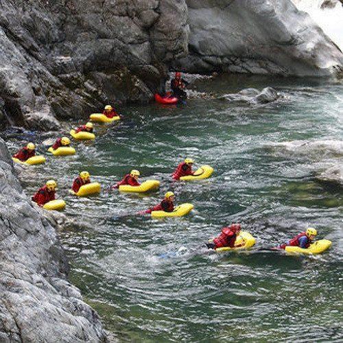 Discesa hydrospeed - Alta Valsesia