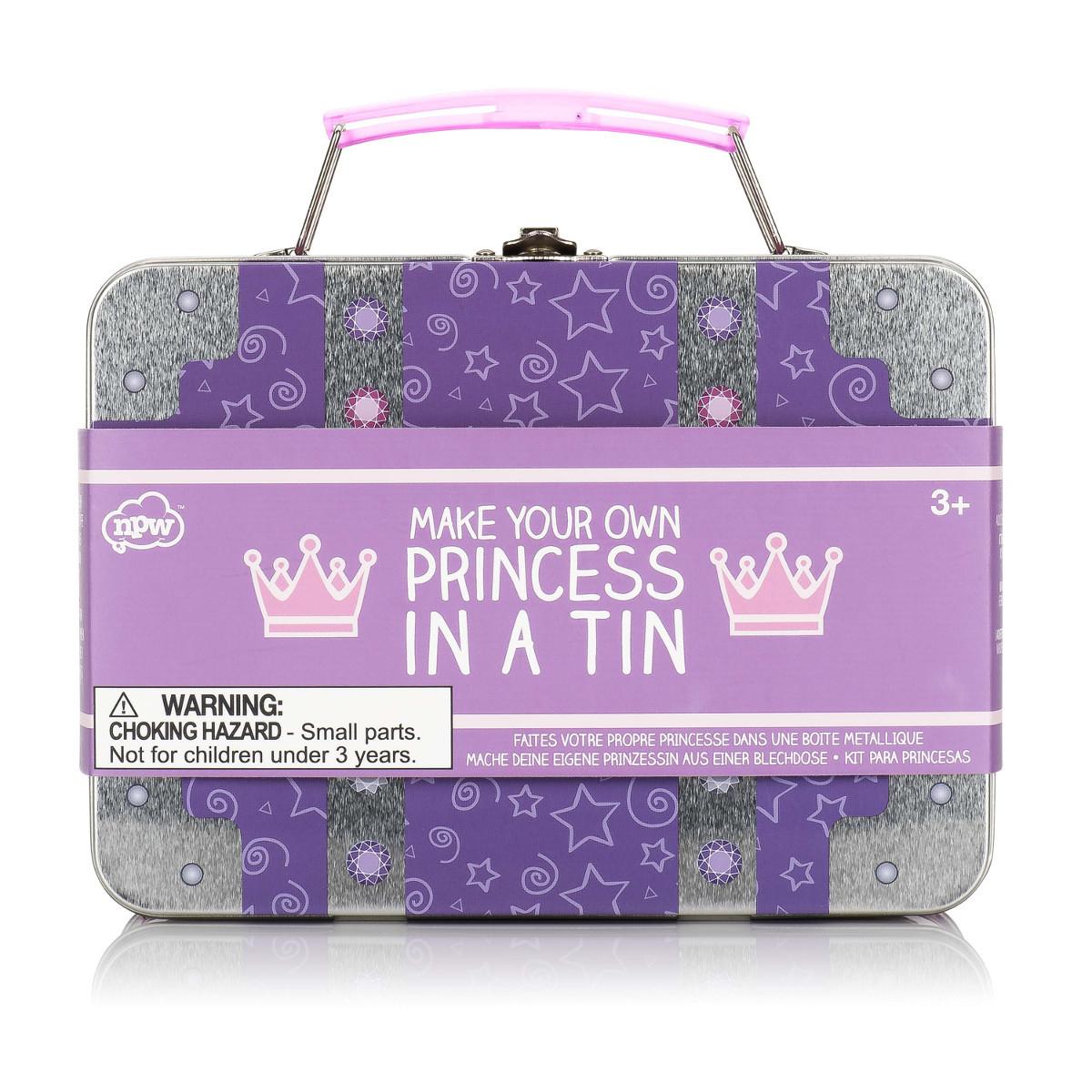 DIY Kinder Verkleidungsset Prinzessin