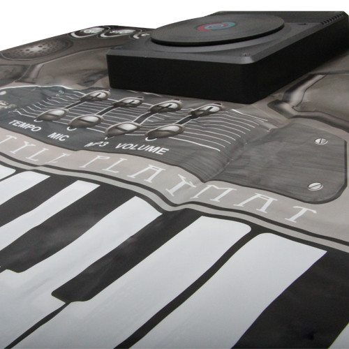 DJ Spielmatte – Tasten