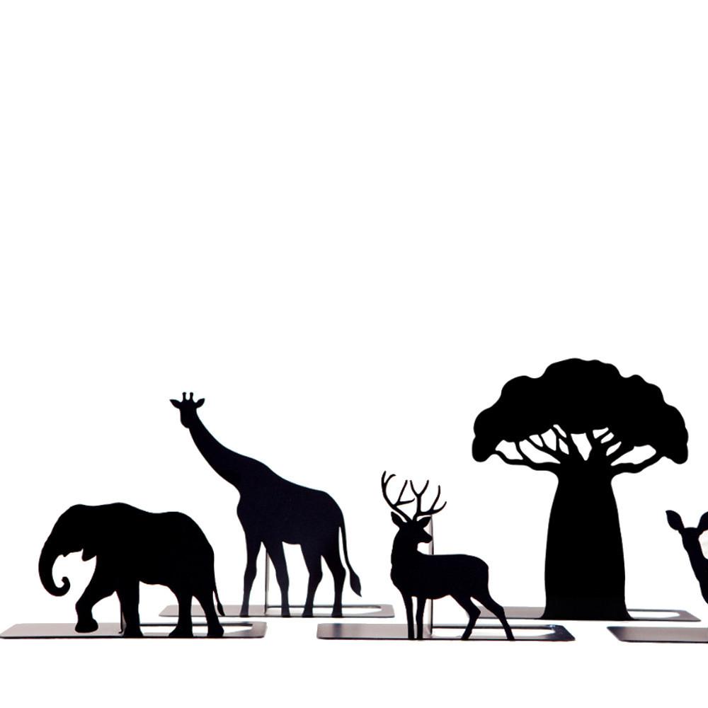 Dschungel-Buchstütze