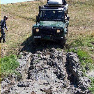 Escursione in jeep in Molise