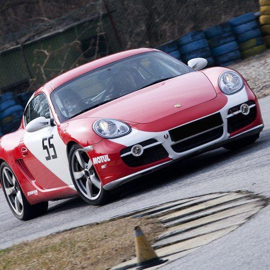 Esperienza drifting al Motodromo Castelletto di Branduzzo