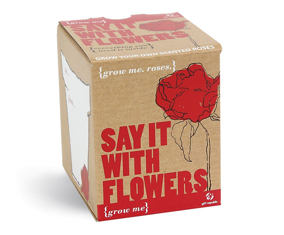 Grow Me –  Lass Blumen sprechen