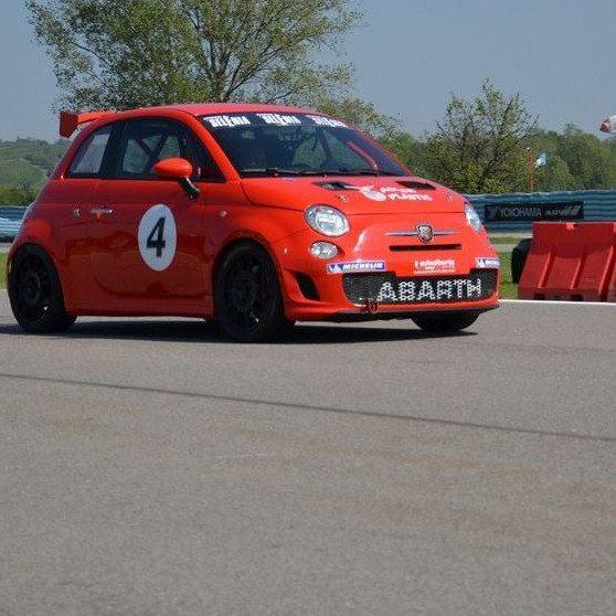 Guida un'auto da rally sulla pista Club des Miles - Moncalieri