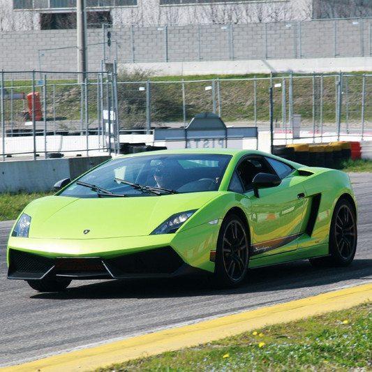 Guida una Lamborghini Gallardo da 149 € - Autodromo di Adria