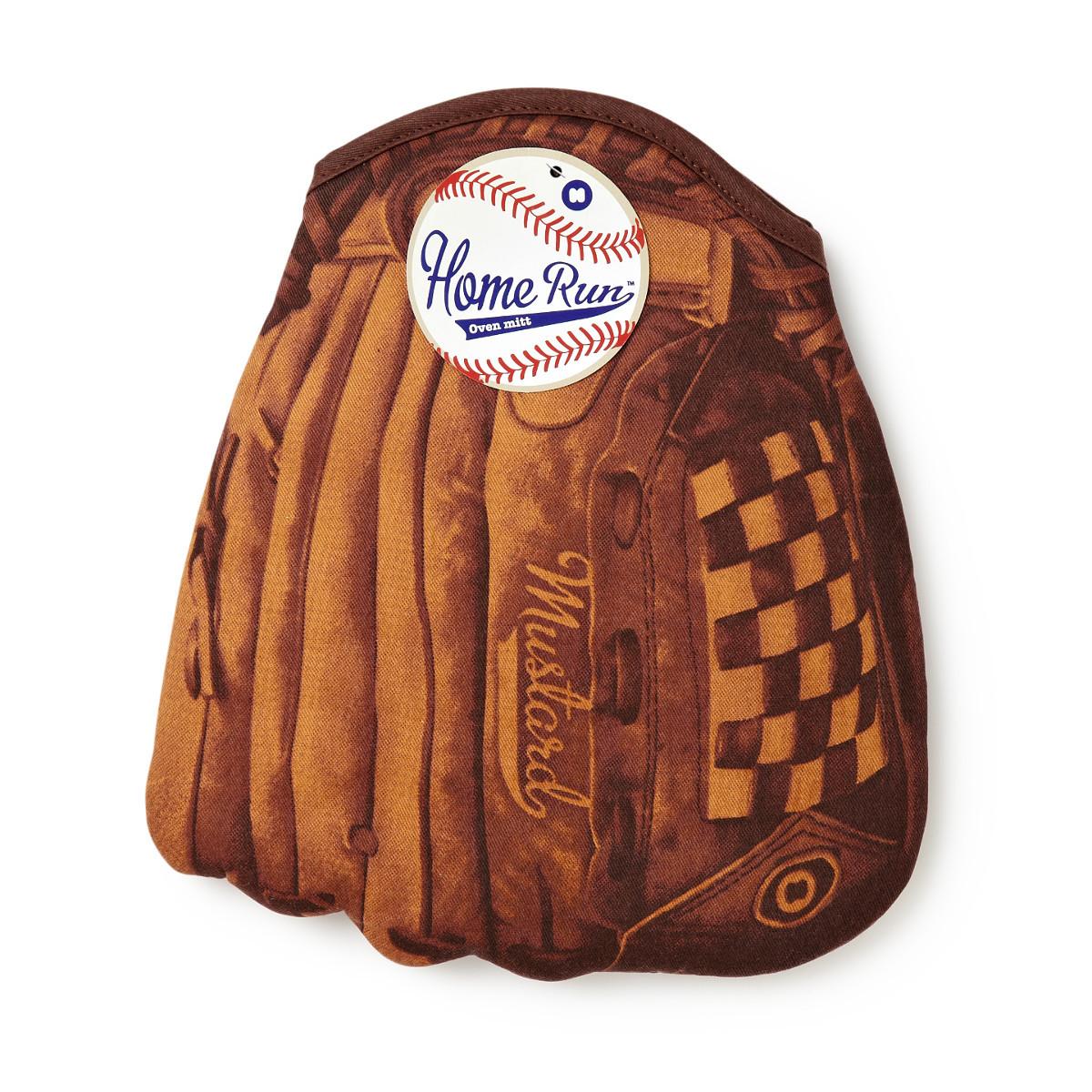 Homerun - Der Baseball-Ofenhandschuh