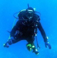 Immersione per subacquei brevettati in Calabria