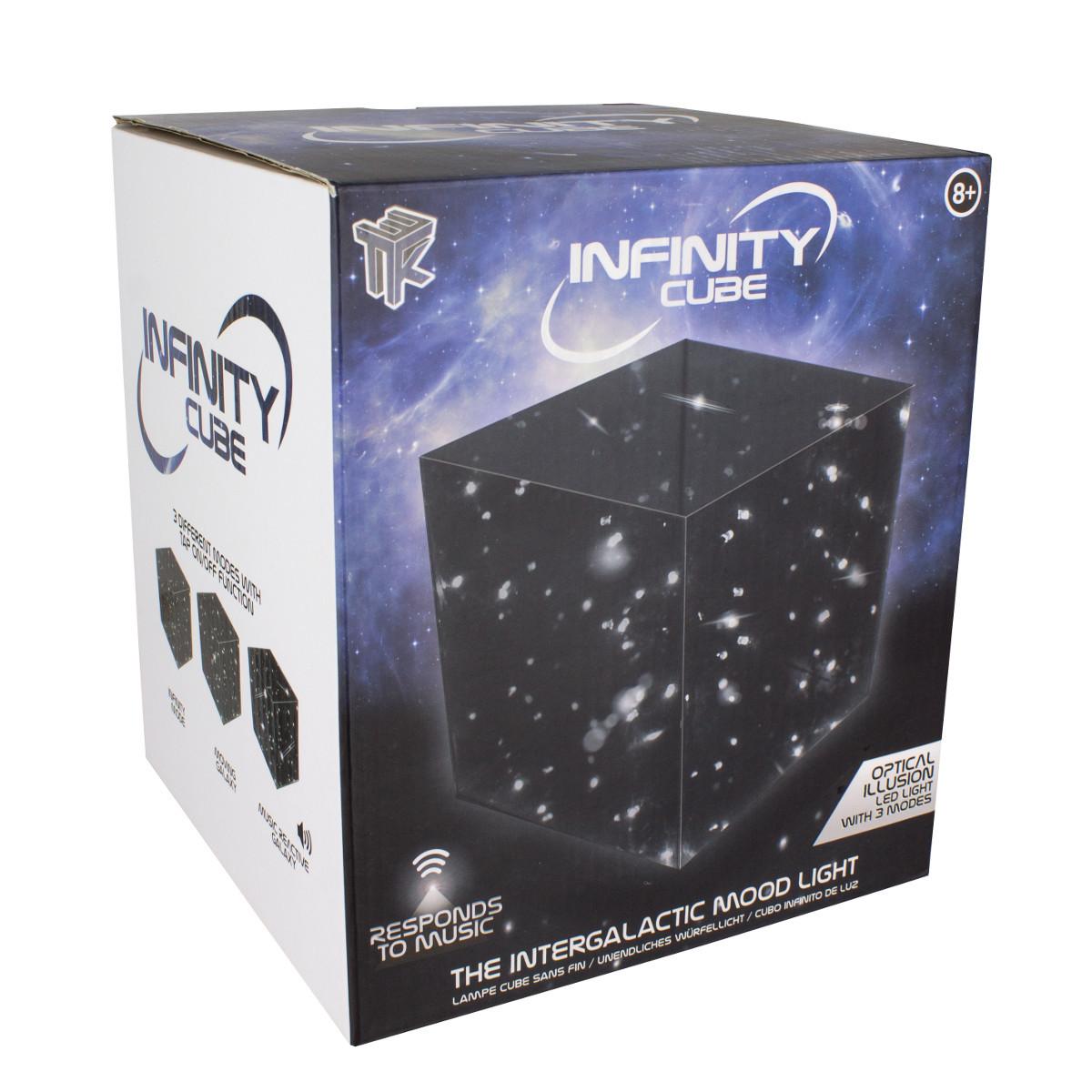 Infinity Cube – die Unendlichkeit kompakt