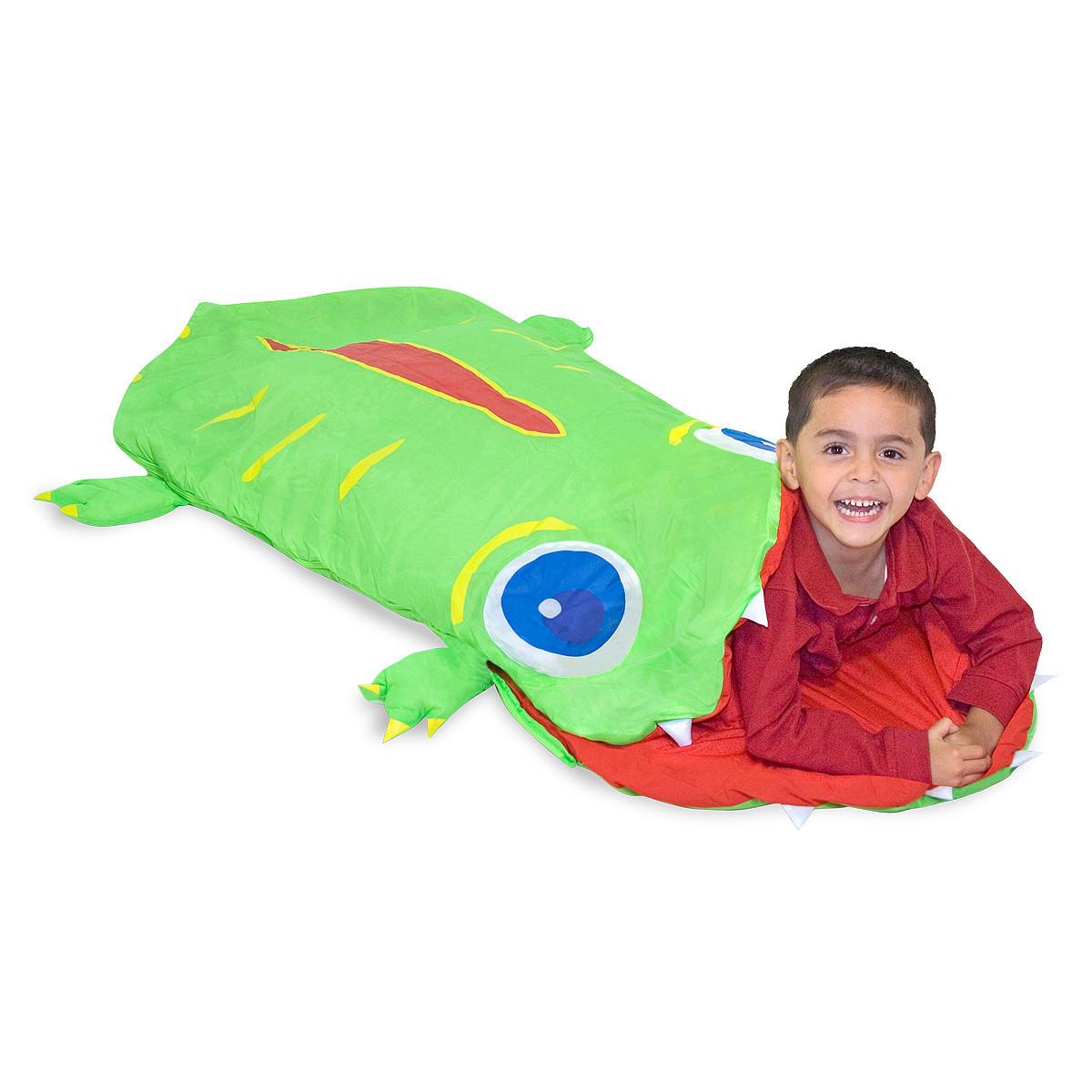 """Kinderschlafsack """"Krokodil"""""""