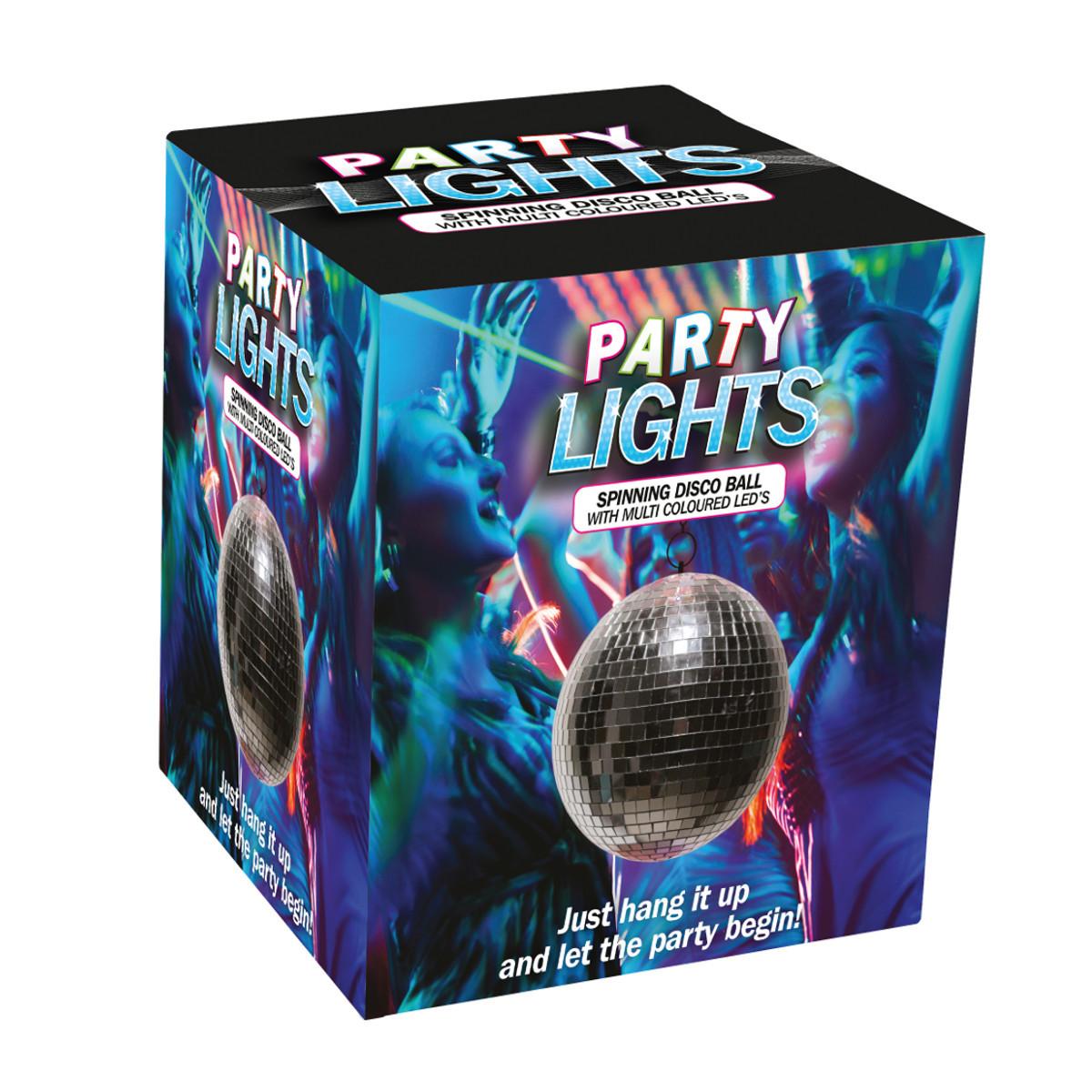 LED Diskokugel