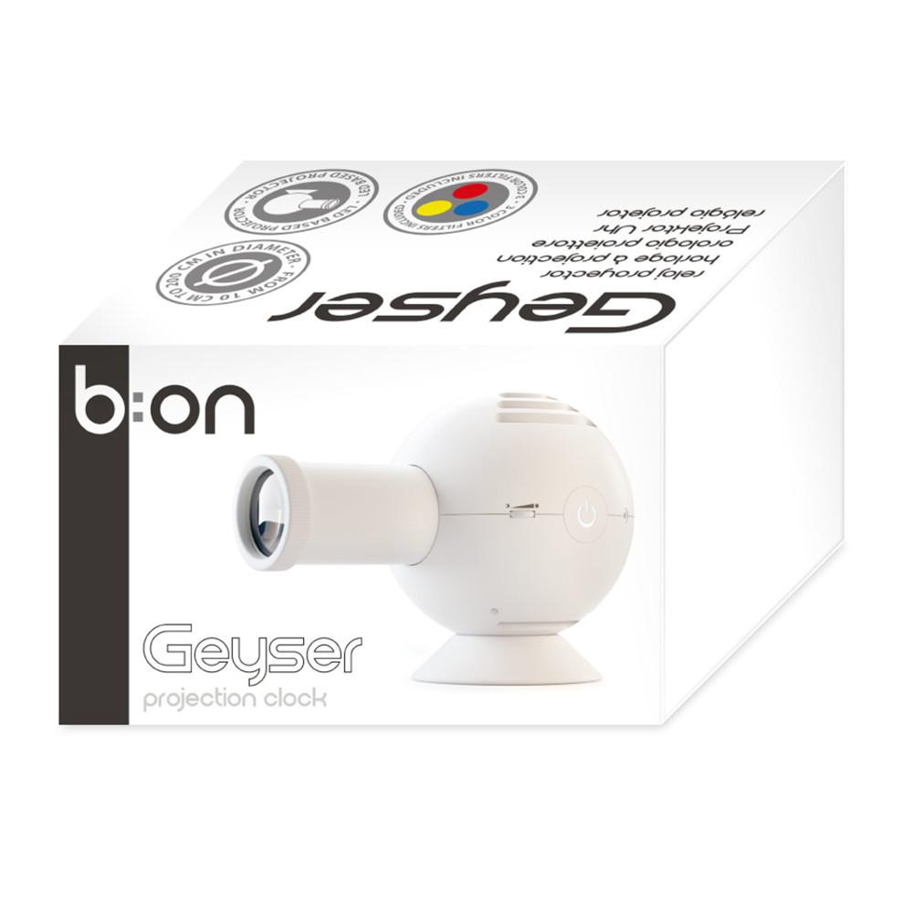 LED-Uhrenprojektor