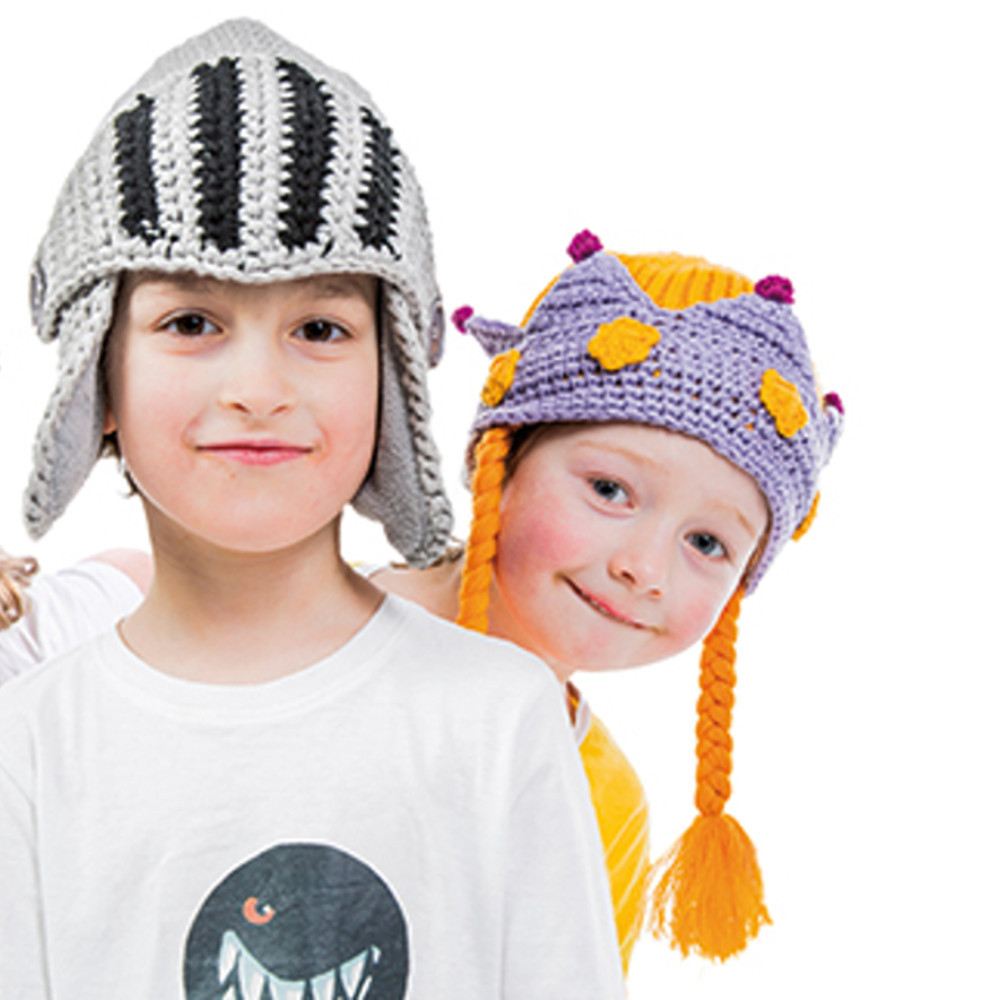 Lustige Kindermütze