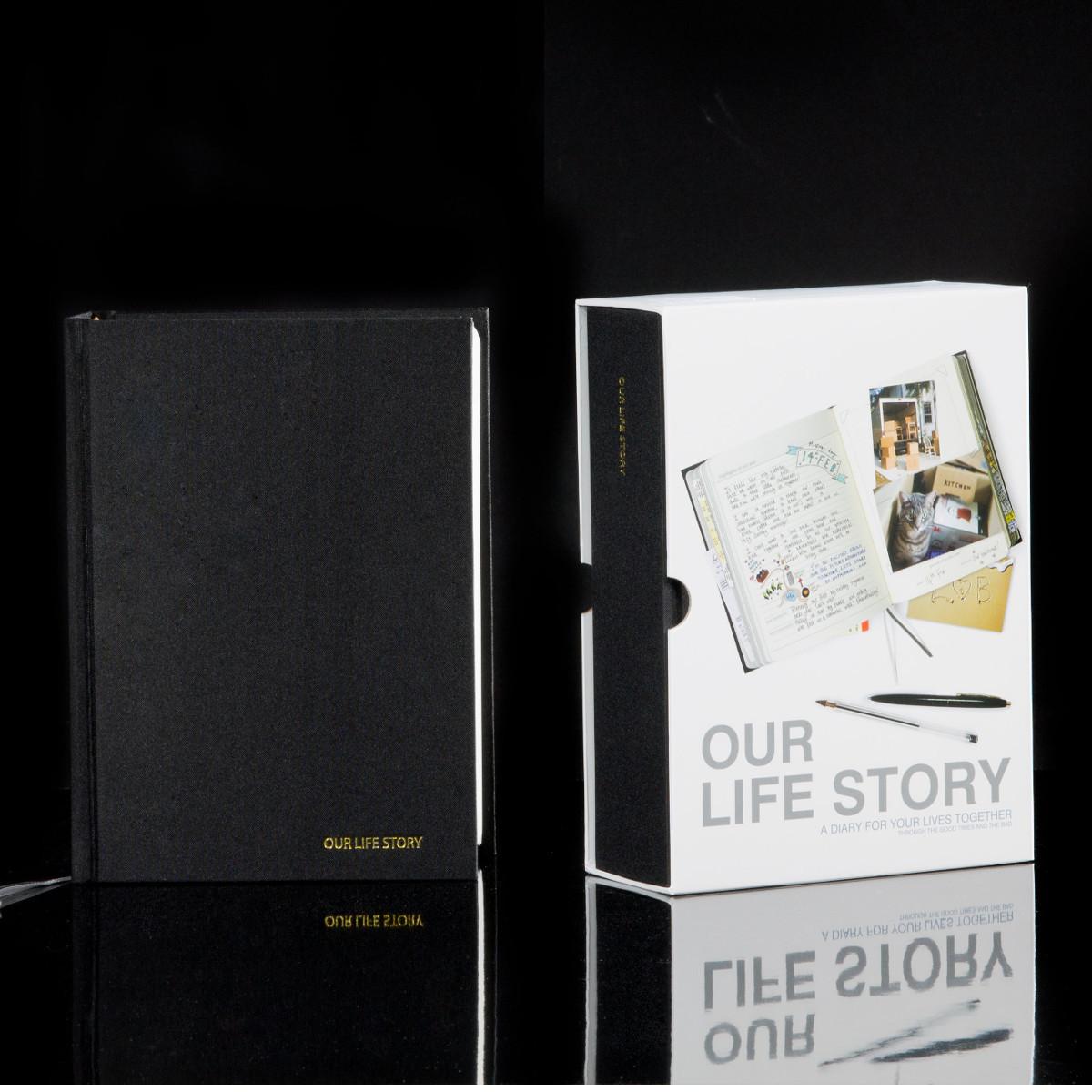 Our Life Story – Das Tagebuch des Lebens zu zweit
