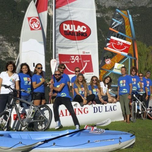 Pacchetto Windsurf + Bike - Lago di Garda