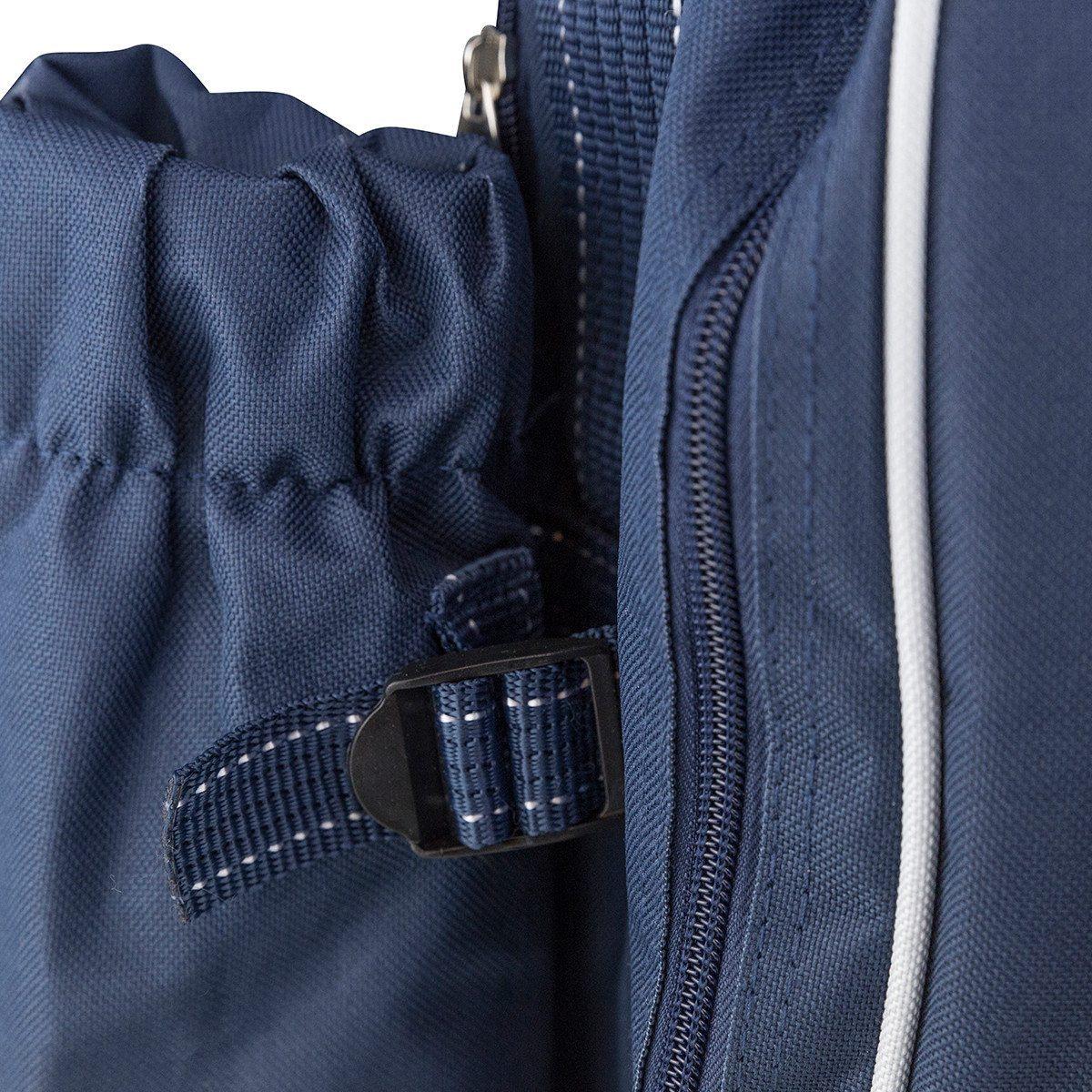 Picknickrucksack mit Namen - 29-tlg - für 4 Personen