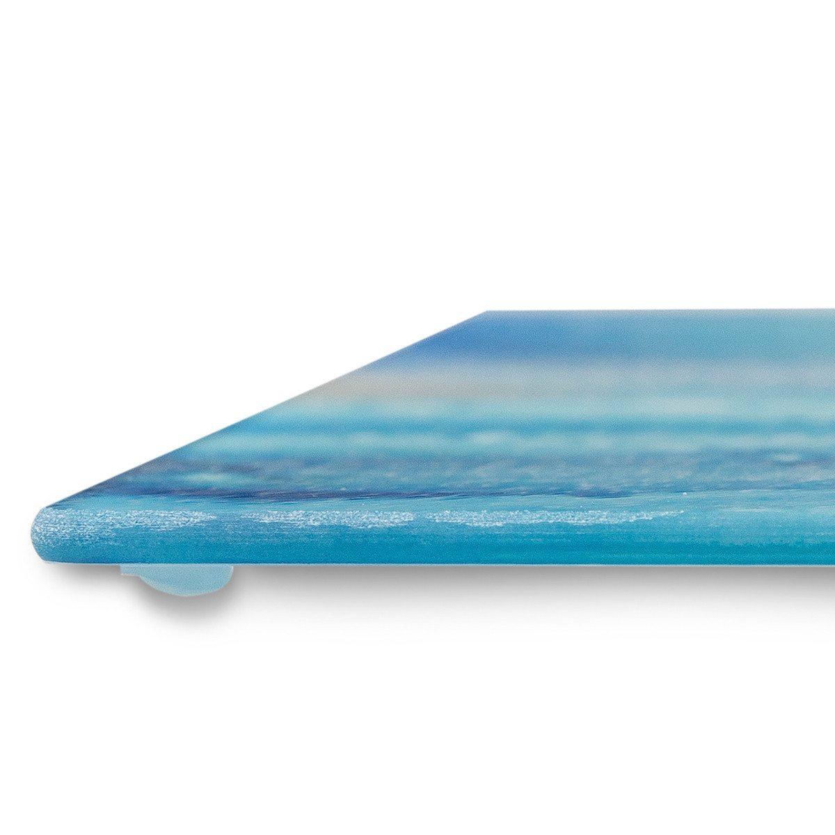 Planche à découper en verre personnalisable