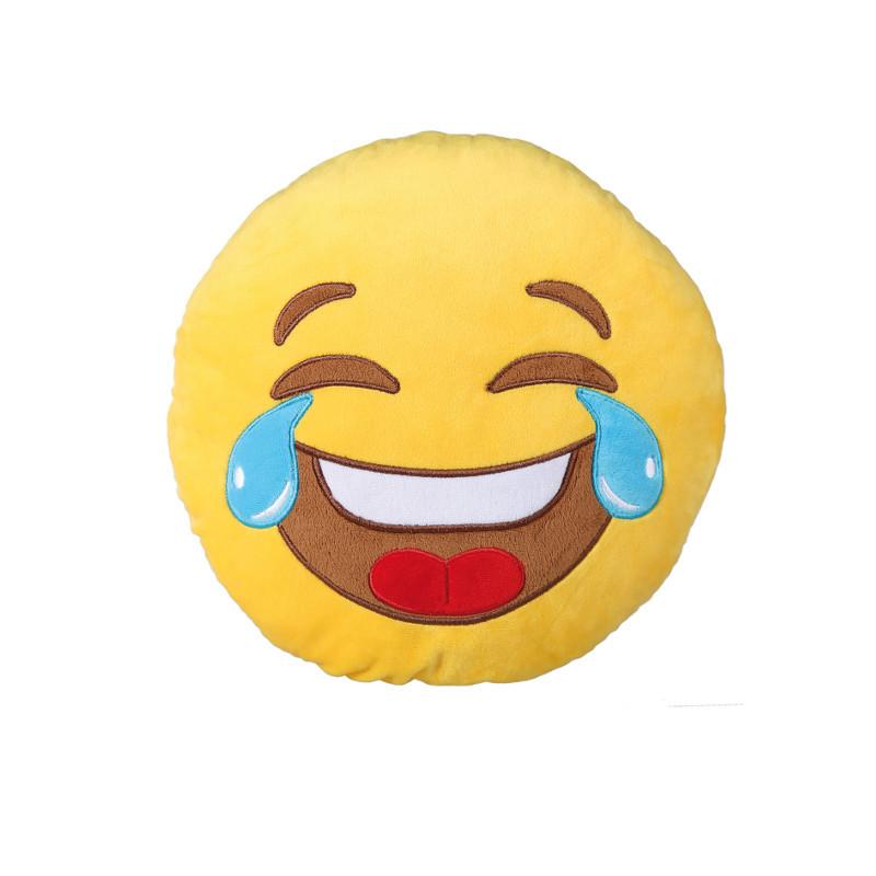 Plüschkissen Emoji
