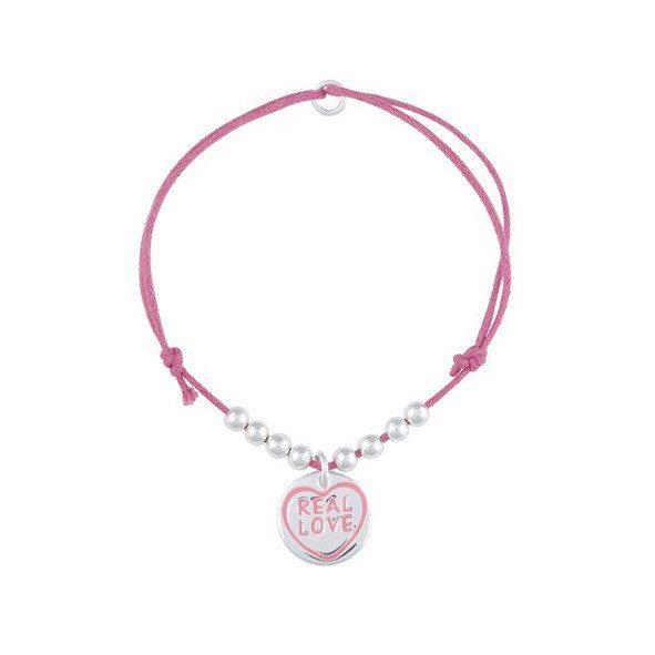 Real Love Armbänder - Rosa