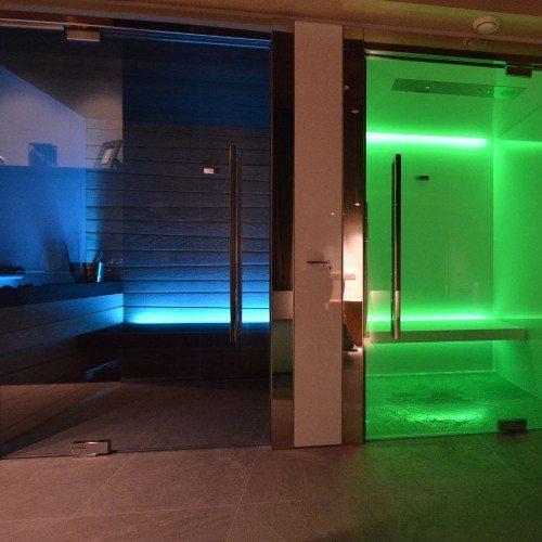 Pacchetto relax sauna bagno di vapore e doccia - Bagno di vapore polmoni ...