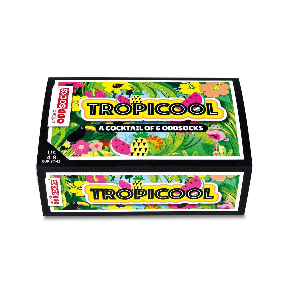 Sockenset Tropicool