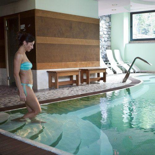 soggiorno benessere con massaggio aromatherapy lovere