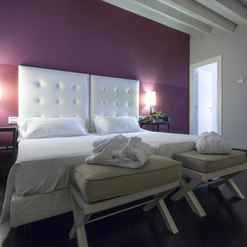 """Soggiorno in Hotel Spa**** """"Coccole & Relax"""" - Catania"""