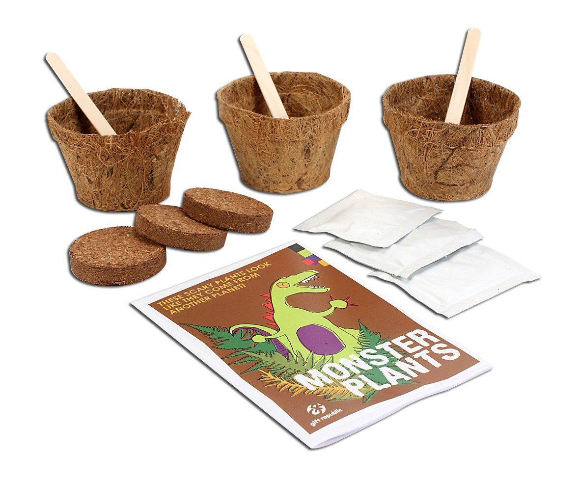 Sow & Grow Monsterpflanzen Set