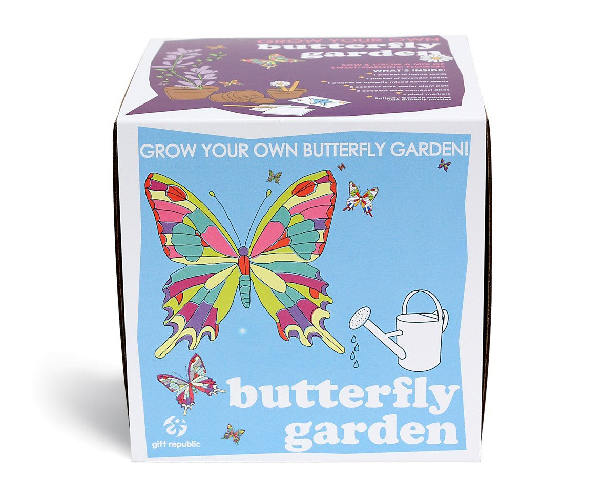 Sow & Grow Schmetterlingsgarten