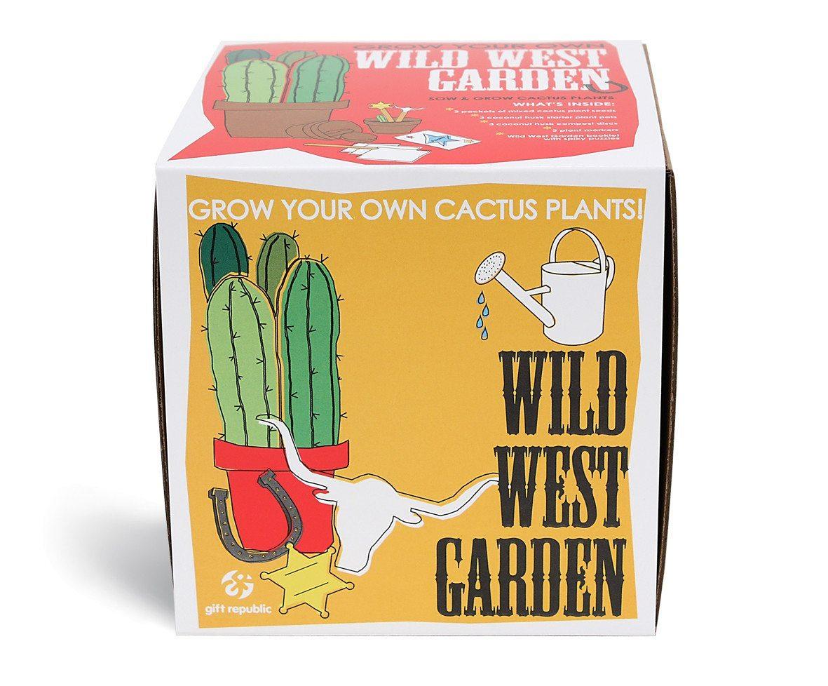 Sow & Grow Wild West