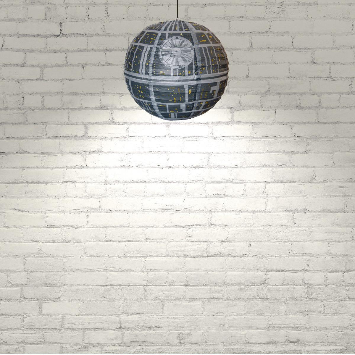 "Star Wars: Lampenschirm ""Todesstern"""