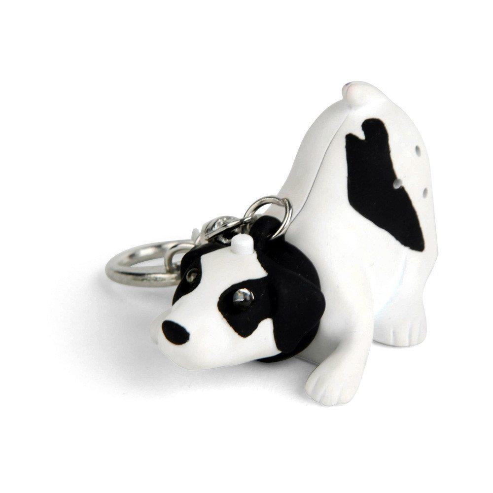 Tierische LED Schlüsselanhänger Hund