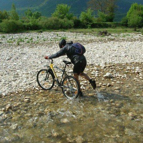 Tour in mountain bike nel Molise