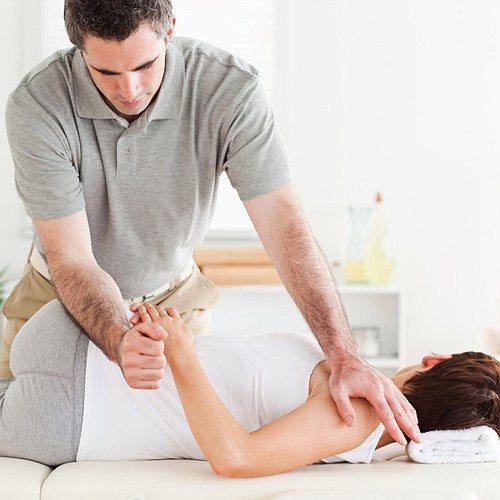 Trattamento di fisioterapia - Bergamo